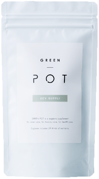 「GREEN POT KEY SUPPLI」